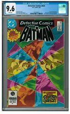 Detective Comics #535 (1984) Batman Crazy Quilt CGC 9.6 AA403