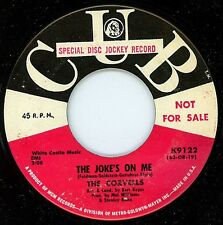 Northern Soul - Corvells - The Jokes's On Me ** LISTEN **