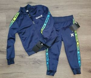Toddler Boy Hurley Jogger Set NEW W/TAGS Size 2T