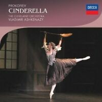 VLADIMIR ASHKENAZY  /CO - CINDERELLA 2 CD++++++++++++ NEW!