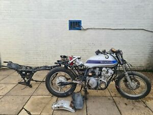 HONDA CB 750 CC 1979 SPARES OR REPAIRS PROJECT CAFE RACER