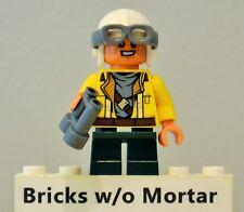 New Genuine LEGO Rowan Minifig with Helmet, Goggles Star Wars Freemaker 70903