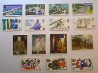 GB 1968 QEll SC 560-574 * SG 763-777 MNH Complete Commemorative Set Lot