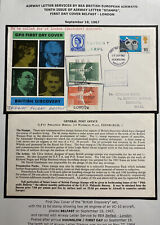 1967 Middlesex England First Day Cover To Wils British Discovery Set