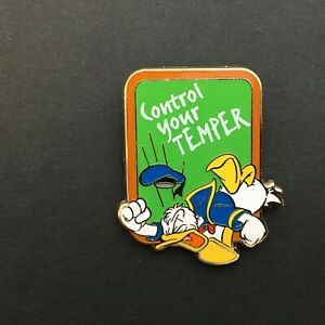 WDW - GenEARation D - 2015 - Disney Life Lessons - Donald Duck Disney Pin 111244