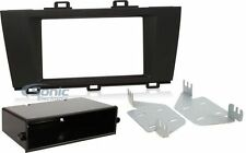 Scosche SU2030HGB Single/Double DIN High Gloss Black Dash Kit for 2014-Up Subaru