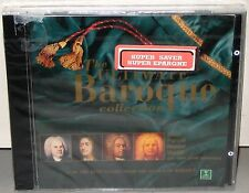 ERATO CD: The ULTIMATE BAROQUE Collection - Various - 1993 GERMANY SEALED