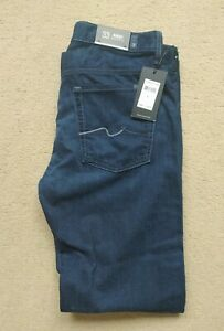 7 FOR ALL MANKIND MENS JEANS SIZE 33