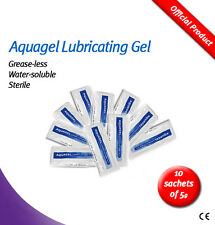 Aquagel Personal Lubricating Jelly (10 x 5g sachets)