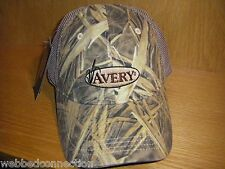 Avery Logo Greenhead Gear GHG Trucker Hat Cap Blind Mesh Back Killer Weed KW