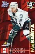 1997-98 Kraft Dinner #10 Paul Kariya