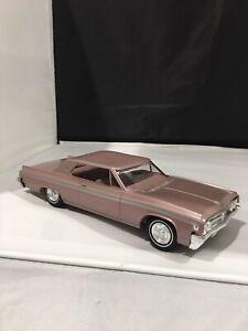 1963 Oldsmobile StarFire dealer promo toy car