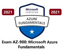 AZ-900 Premium Exam Dump & VCE Player - 295 Q&As Validated: April 2nd 2021