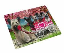 I Love Dog Cat Refrigerator Magnets, Valentine Pet Photo Lover Magnet Gifts