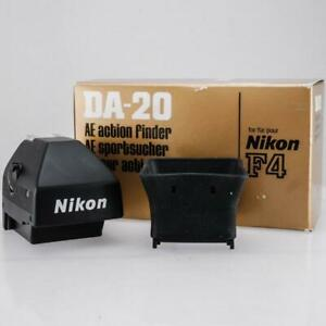Nikon DA-20 Action Finder with Rubber Eyecup for F4 F4s in Box