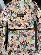 New ListingDisney Dooney & Bourke- Sketch Nylon Backpack- Perfect Mickey PreownedSold Out!