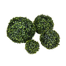 Artificial Plant Ball Topiary Tree Boxwood Wedding Party Outdoor Decoration GY