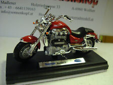 Triumph Rocket III Rot   Welly 1:18