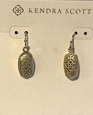 Ellie Earrings KENDRA SCOTT Gold Tone