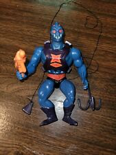 He-Man WEBSTOR MOTU Masters Of The Universe Vintage With Accessories