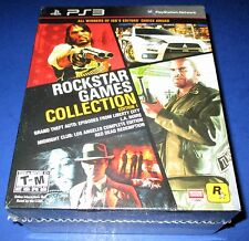 Rockstar Games Collection -- Edition 1 Sony PlayStation 3 *New-Sealed-Free Ship!