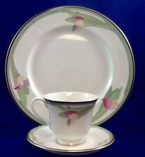 Royal Doulton AWAKENING Trio Dinner plate +Cup & Saucer TC116 SHOWROOM INVENTORY