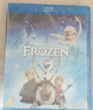 Bluray Disney's  Frozen [Blu-ray] [Region Free] New & Sealed