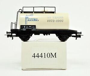 MARKLIN HO SCALE 44410M 1972-1997 25th SILVER ANNIVERSARY TANK CAR