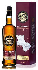 Inchmoan 12 Jahre Loch Lomond 0,7l Scotch Single Malt Whisky Islands 46% Peated