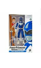 Mighty Morphin Blue Ranger Power Rangers Lightning Collection 6-Inch Figure *NIB