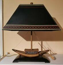 Wildwood Lamps Sailing Boat Lamp