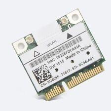 Para Dell de media longitud Wireless N Tarjeta dw1515 Atheros ar5bhb92 Ar9280 Mini tarjeta
