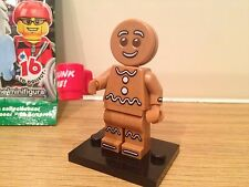LEGO SERIES 11 GINGERBREAD MAN MINT CONDITION