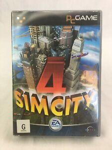 Sim City 4 - With Manual & CD Key - PC Game