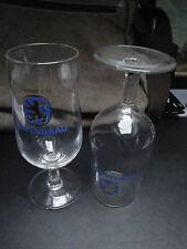 2 Verres à Bière Lowenbraü
