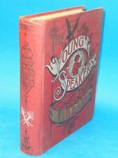 "ANTIQUE BOOK ""THE YOUNG SPEAKERS' LIBRARY ...""  N. LINDSEY 1893 W. HOUSTON & CO"