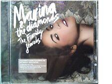 MARINA & THE DIAMONDS - The Family Jewels CD 2010 679 Recordings Ltd