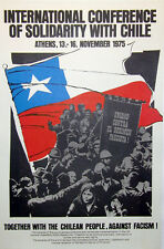 1975 INTERNATIONAL CONFERENCE OF SOLIDARITY WITH CHILE