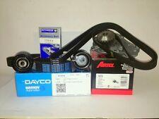 Kit Distribuzione + Pompa Acqua + Cinghia Servizi Peugeot 206  207  1.4 HDi 50Kw