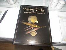 graham turner ultimate collection vintage fishing tackle rod reel lure book fly
