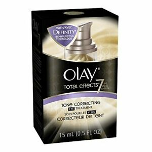 Olay Total Effects 7-in-1 Tone Correcting Eye Treatment, 0.5 Ounce
