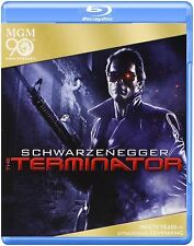 The Terminator (Blu-ray Disc, 2013) Arnold Schwarzenegger NEW