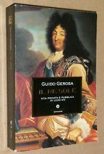 IL RE SOLE - GUIDO GEROSA - OSCAR STORIA