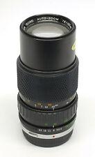 Olympus Zuiko Auto-Zoom 4/75-150mm defekt Zoomobjektiv OM Anschluss analog