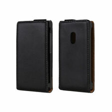 Leather case cover luxury case has rabat nokia lumia 800
