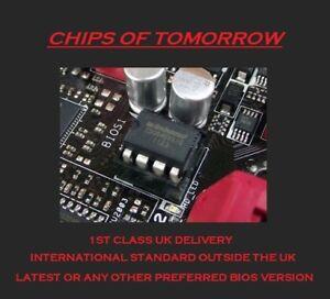 BIOS CHIP - ASUS CROSSHAIR V FORMULA-Z / SABERTOOTH 990FX / M5A97 / M5A88-M EVO