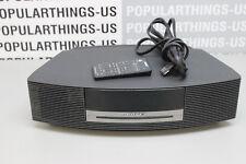 Bose Wave Music System III Radio/CD Player W/ Remote