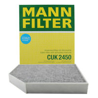 For Audi A4 A5 Allroad Q5 RS5 S4 S5 Porsche Macan Cabin Air Filter Mann