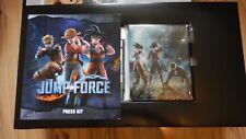 Jump Force PS4 Press Kit - Jump Force Collectors Edition Media Press Kit PS4 NEW