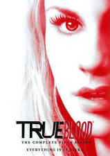 True Blood: The Complete Fifth 5th Season (DVD, 2014, 5-Disc Set) NEW